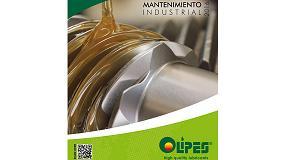 Foto de Nuevo catálogo de mantenimiento industrial de Olipes