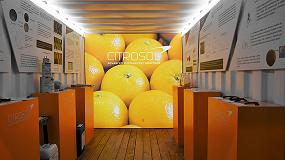 Foto de El 'Know-How container' de Citrosol viaja a la feria del comercio, Fruit Logistica 2016