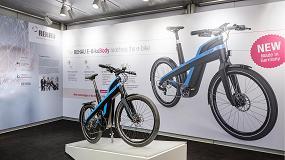 Foto de El primer cuadro de bicicleta eléctrica reciclable 100%