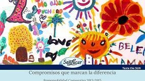 Foto de SanLucar presenta en Fruit Logistica su cuarta memoria de responsabilidad corporativa