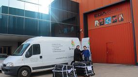 Foto de Ega Master dona a Benín 30.000 euros en herramientas