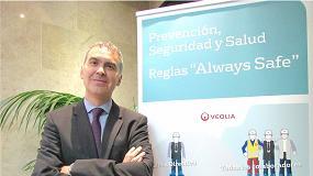Fotografia de Entrevista a Pedro Pr�danos, director de Operaciones de Veolia Espa�a