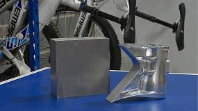 Foto de Empire Cycles confía en las herramientas WNT para un nuevo modelo de competición de descenso