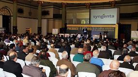 Foto de Syngenta reúne a más de 500 profesionales del sector del cereal y girasol andaluz para analizar su futuro