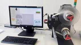 Foto de Control de calidad en la impresión de etiquetas en Almirall