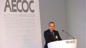 Foto de Entrevista a José Alberto Sosa, responsable del área de Ferretería y Bricolaje de Aecoc