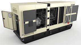Foto de Doosan presenta en Bauma sus nuevos generadores G400-IIIA y G500-IIIA