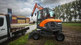 Foto de Doosan Construction Equipment muestra en Bauma sus últimos avances en rendimiento, confort y versatilidad