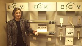 Foto de Entrevista a Amparo López-Barrena, gerente de BGM Tecnoelevación