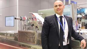 Foto de Entrevista a Carlos Cordobés, director comercial de Multivac
