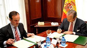 Foto de FIAB y la Guardia Civil firman un procedimiento operativo de colaboración para combatir el fraude