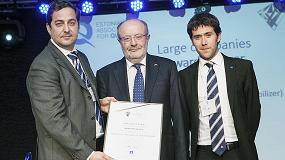 Picture of El sistema DAS de Soraluce, premio �Quality Innovation of the year�