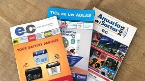 Foto de Interempresas Media adquiere las cabeceras Electrónica & Comunicaciones y TICS en las Aulas