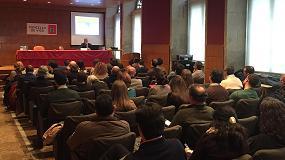 Foto de Éxito de convocatoria en Vigo en el acto de presentación del modelo de ordenanza de rehabilitación