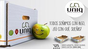 Foto de Grupo Uniq, presente por primera vez en Fruit Logistica