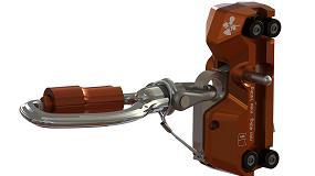 Foto de Los innovadores dispositivos antica�das de Honeywell incrementan el nivel de comodidad y seguridad al subir escaleras