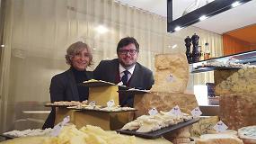 Foto de R�as de Galicia y Espai Kru vuelven a contar con comensales y prensa especializada para confeccionar su carta de quesos