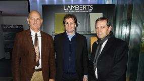 Foto de Glass Partners Solutions inaugura un nuevo showroom destinado a los productos Linit de Lamberts