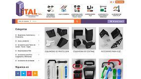 Foto de Transformaciones Plásticas Ital presenta su nueva web y tienda online