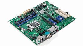 Foto de Rutronik distribuye las placas base industriales de Fujitsu compatibles con la última generación de procesadores Intel