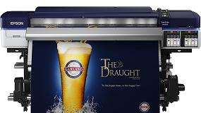 Foto de Cuatro nuevas impresoras de gran formato Epson debutan en Europa en la feria Fespa Digital