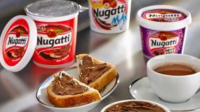 Fotografia de Nuevas variedades y nuevos envases para el chocolate para untar