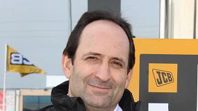 Foto de JCB España nombra a Miguel Moya como gerente de Ventas