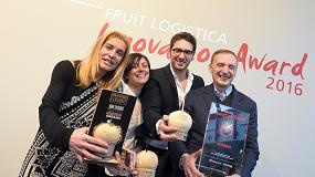 Foto de Genuine Coconut de Espa�a gana el premio Fruit Logistica Innovation Award 2016