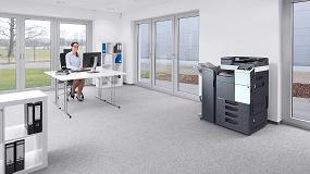 Picture of Konica Minolta mejora la flexibilidad en la empresa con su funci�n de impresi�n m�vil
