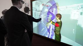 Foto de Inagururado el centro de realidad virtual para el sector del packaging en Alemania
