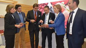 Foto de El sector de los frutos rojos consolida sus mercados europeos y abre nuevas vías de negocio en Fruit Logistica