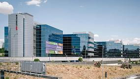 Foto de El parque empresarial Puerta de las Naciones alberga la nueva sede corporativa de Roche Farma Espa�a