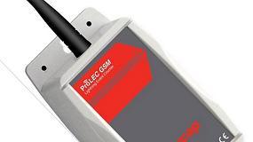 Picture of Sensor-contador de descarga de rayo con comunicaci�n GSM