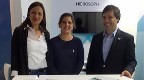 Foto de Hidrosoph señala a España como mercado prioritario tras su participación en Fruit Logistica 2016