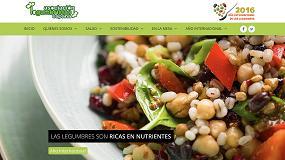 Picture of Lanzan la web �Comer Legumbres�, donde se recoge toda la informaci�n sobre el a�o internacional de las legumbres 2016