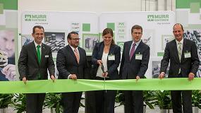 Foto de Murrelektronik inaugura su primera planta de fabricaci�n en EE UU