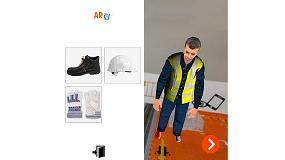 Foto de ARCW, la App para el aprendizaje de procedimientos de trabajo seguros en el montaje de muros cortina, ya está disponible