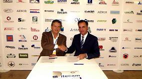 Foto de El COIIM Ciudad Real e Itecam firman un convenio de colaboraci�n