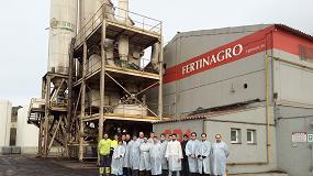 Picture of Fertinagro participa en un proyecto europeo para ser m�s eficiente y sostenible