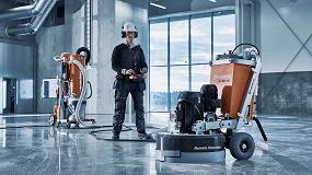 Foto de Los equipos de tratamiento de suelos con control remoto, protagonistas de Husqvarna en Bauma