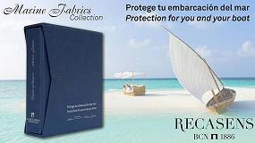 Foto de Nueva colección de tejidos para náutica de Recasens