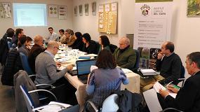Foto de Icsuro acoge la reunión del subcomité de Aenor 'madera y corcho' con la presencia de representantes de toda la cadena de valor del sector cochero y vitivinícola de España