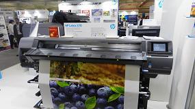 Foto de HP impulsa el mercado de señalización y expositores con el lema 'Print Your Future' en Fespa