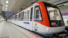 Foto de Siemens une Barcelona con su aeropuerto en la línea de metro sin conductor más larga de Europa