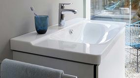 Foto de P3 Comforts: serena geometría del lavabo
