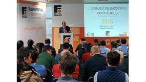 Foto de El Grupo Ferroli celebra una Jornada de Encuentro con distribuidores e instaladores en Madrid