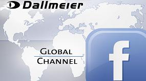 Foto de Dallmeier ofrece en línea un canal internacional de Facebook para sus fans anglófonos