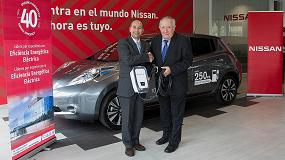 Foto de Nissan firma un acuerdo con Circutor para la promoción de la movilidad sostenible
