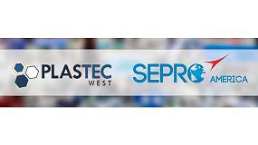 Foto de Sepro America estará presente en Plastec West 2016