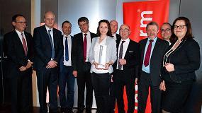 Foto de Los 'Internorm Suppliers Awards' premian a Lisec con el premio 'Buenas Inversiones'